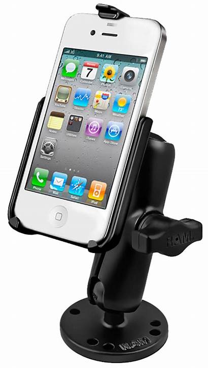 Phone Iphone Mount Ram Cell Mounts Mobile