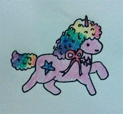 kawaii unicorn doodle   draw  animal drawing