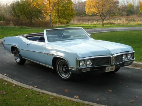 Buick Lesabre Convertible For Sale by 1970 Buick Lesabre Convertible Classic Buick Other 1970