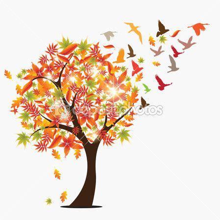 leaves turning into birds tattoos pinterest