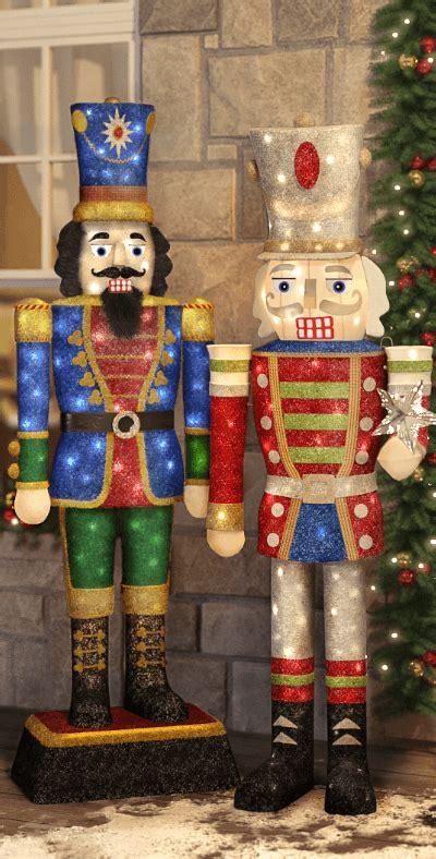 nutcracker christmas decor njc