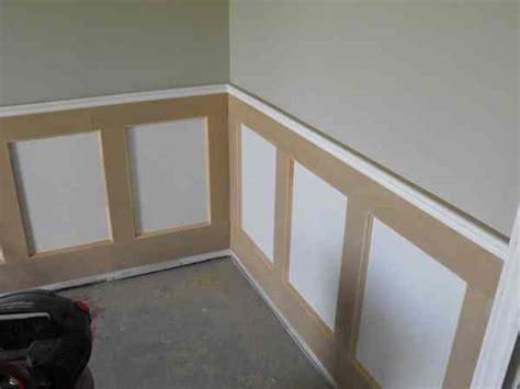wainscoting   basement part  woodchuckcanuckcom