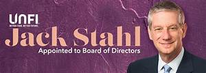 UNFI Board of Directors Appoints Jack Stahl | And Now U Know
