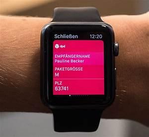 Lieferschein Dhl : mobile paketscheine und apple watch unterst tzung bei dhl hermes und dpd mac i ~ Themetempest.com Abrechnung