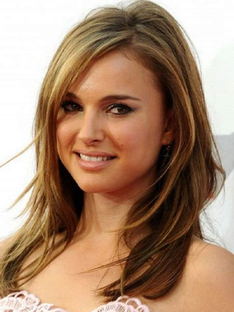 HD wallpapers hairstyles with bangs and layers 2016