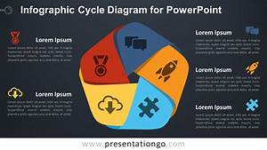 Infographic Cycle Diagram For Powerpoint