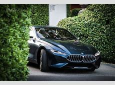 BMW Concept 8 Series will be at the 2017 Goodwood Festival