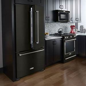 Home Trend: Black Stainless Steel Appliances — The Family
