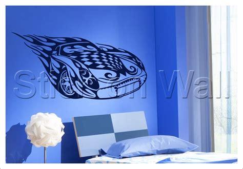 tapis chambre gar輟n voiture stickers voiture chambre garcon maison design bahbe com