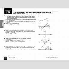 Geometric Proof And Angles 10th Grade Worksheet  Lesson Planet