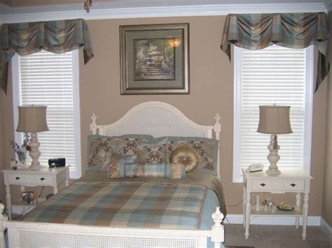 Bedspreads And Drapes - custom bedding matching drapes
