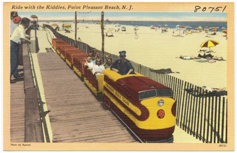 ride   kiddies point pleasant beach