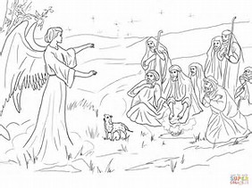 HD Wallpapers Coloring Page Zechariah At The Temple