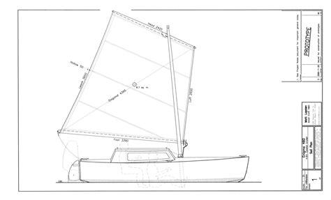 Enigma Boat Plans by Enigma Sailboat Crux