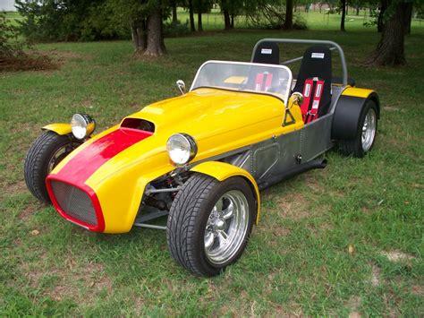 So I Bought A Lotus 7 Replica Kit Car & Drove It 2500