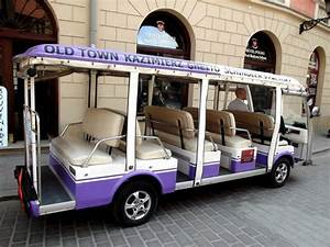 Golf Cart Tours - Day Tours  Krakow