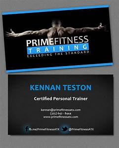 Personal trainer business cards best 25 personal trainer for Personal trainer business card template