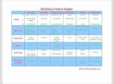 1000+ images about toddler routine chart on Pinterest
