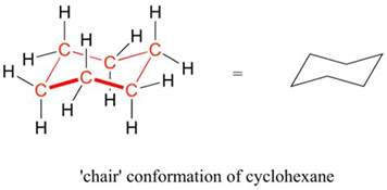3 2 conformations of cyclic organic molecules chemistry
