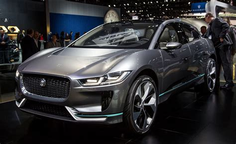 crossover cars 2018 jaguar i pace ev crossover concept coming in 2018 news