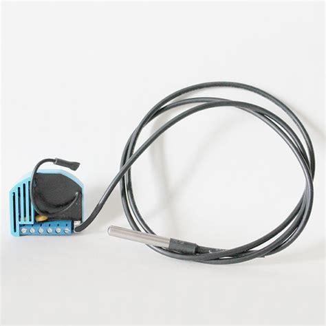 sonde de temperature cuisine qubino zmnhea1 sonde de température pour micro modules