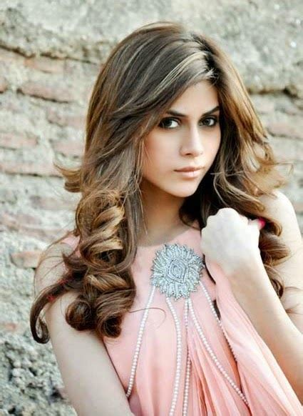 pakistani top women hair styles    fashion