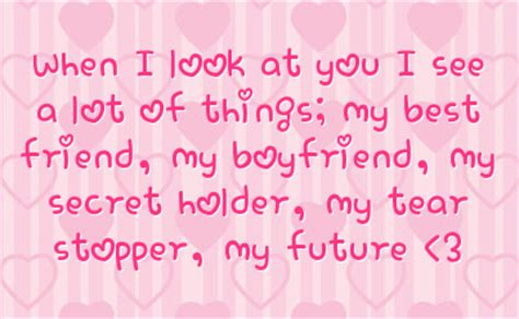 cute quotes   boyfriend  facebook quotesgram