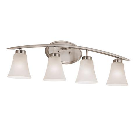 shop portfolio  light lyndsay brushed nickel standard