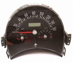 Gauge Instrument Cluster Speedometer 00