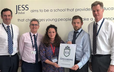 Jess Dubai First in UAE to Be Awarded Safeguarding ...