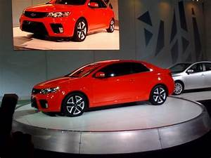 New York Auto Show  First Pic Of 2010 Kia Forte Koup