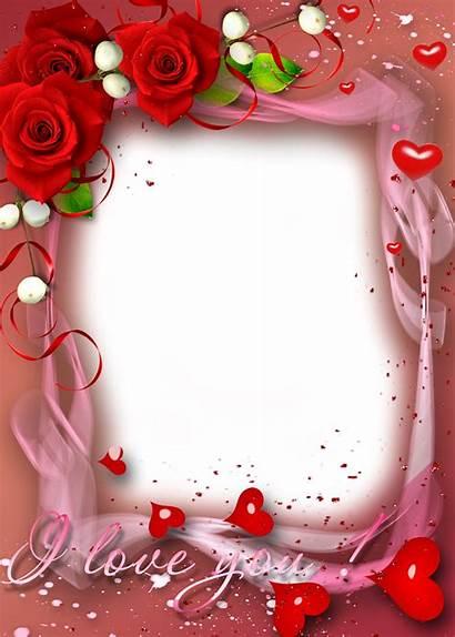 Frame Frames Romatic Valentine Yopriceville Transparent Romantic