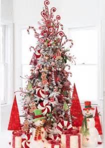 white tree with and black decorations designcorner