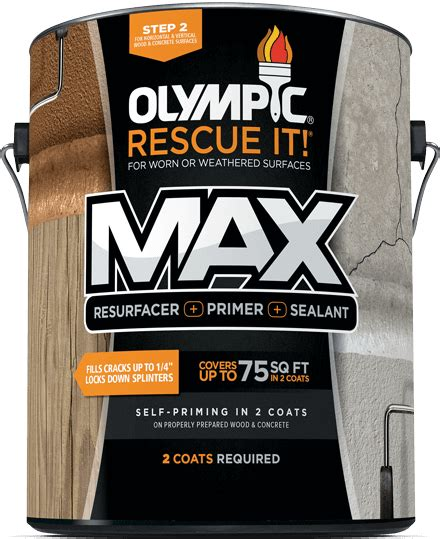 Olympic Deck Cleaner Ingredients by Restore Your Wooden Deck Olympic 174 Rescue It 174 Max