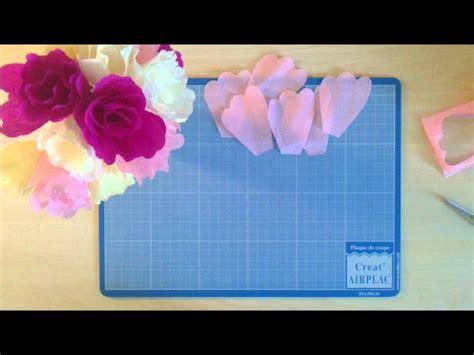 comment r 233 aliser une fleur simple en papier cr 233 pon