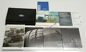 2017 Ford Escape Owners Manual User Guide Titanium Se S