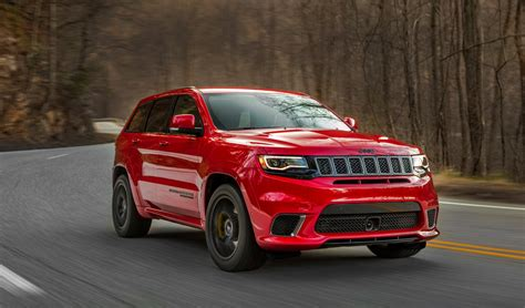trackhawk jeep cherokee news 2018 jeep grand cherokee trackhawk coming to oz