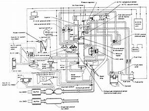 1990 Nissan Maxima Vacuum Diagram  1990  Free Engine Image For User Manual Download