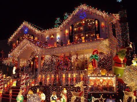 The Best Decorated House For - bijzondere huizen versierde kersthuizen interveste