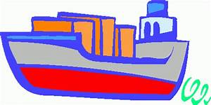 Shipping Cartoon Clipart - Clipart Suggest