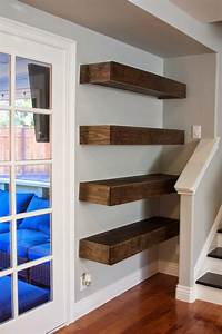 Simply, Organized, Simple, Diy, Floating, Shelves, Tutorial, Decor, Ideas