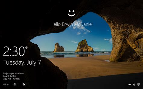 A world without passwords Windows Hello in Microsoft Edge