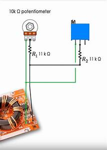 Regulate Fan Voltage From Another Potentiometer  Different