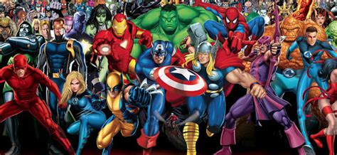 cual es tu super heroe favorito
