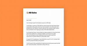 5 Tips: How to Write a Cover Letter for a Job Application ...