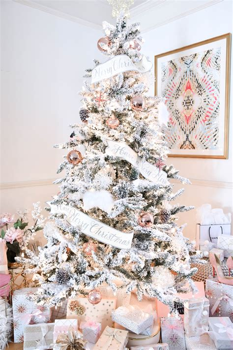 pink flocked christmas tree gallery flocked artificial