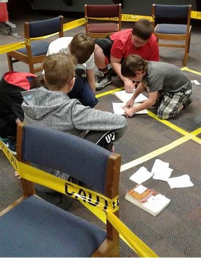 Crime Scene Investigation Problem Thinking Working Solving