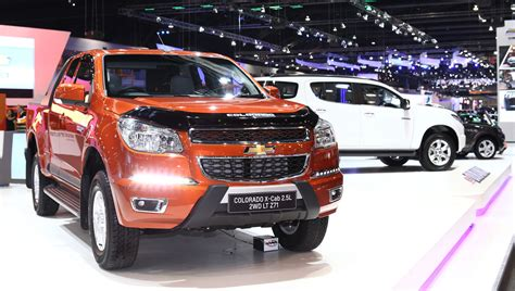 2014 Chevrolet Colorado Launched In Thailand, New Duramax