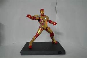 Papercraft Iron Man Mark 42 images
