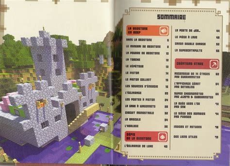 bureau minecraft minecraft redstone handbook